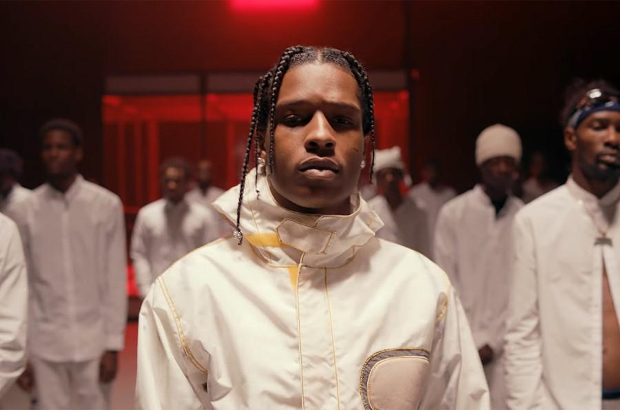 A$AP Rocky - Tony Tone