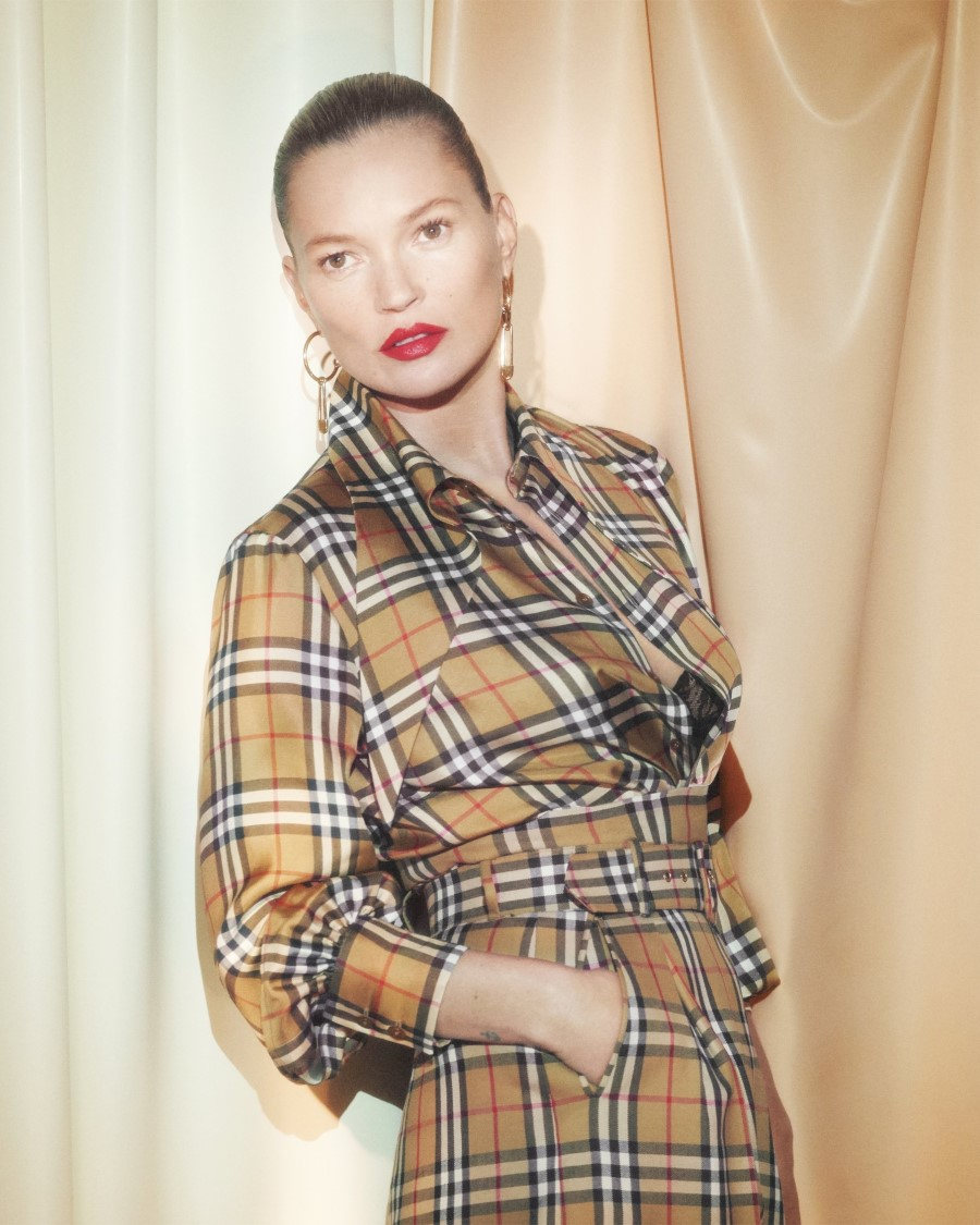 Burberry & Vivenne Westwood Collaboration