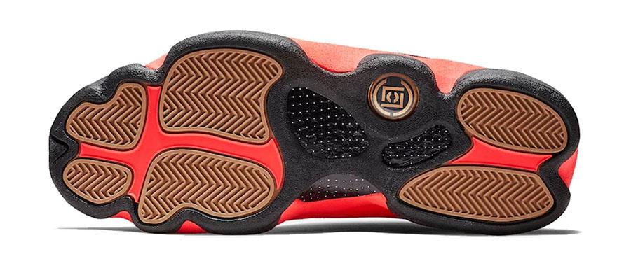 CLOT x Air Jordan 13 Low Infra-Bred