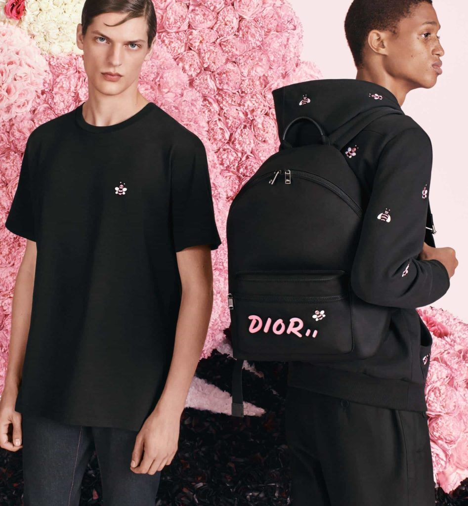 Dior Men & KAWS Summer 2019 Capsule Collection