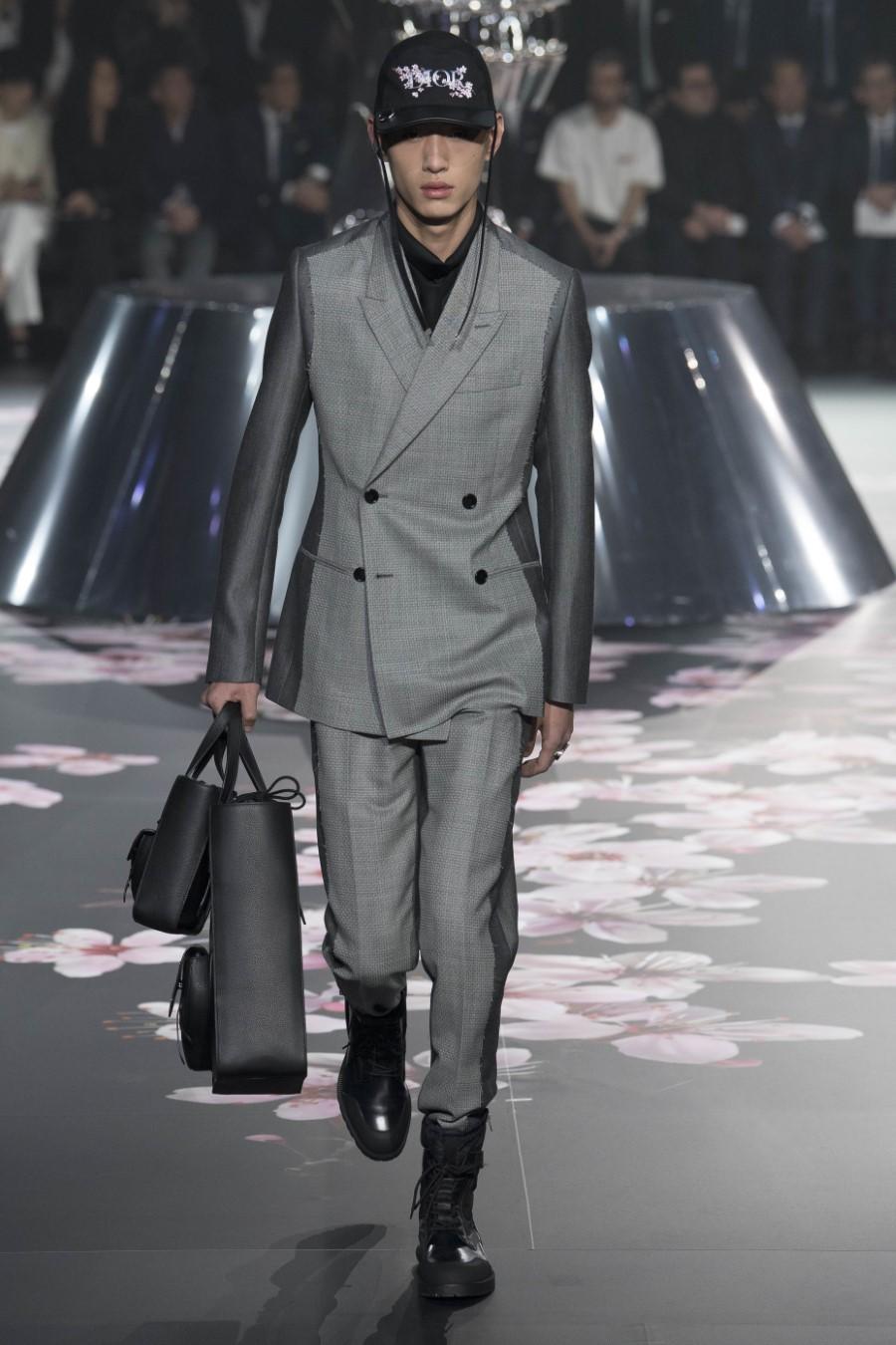 Dior Men Pré-Hiver 2019 par Kim Jones à Tokyo