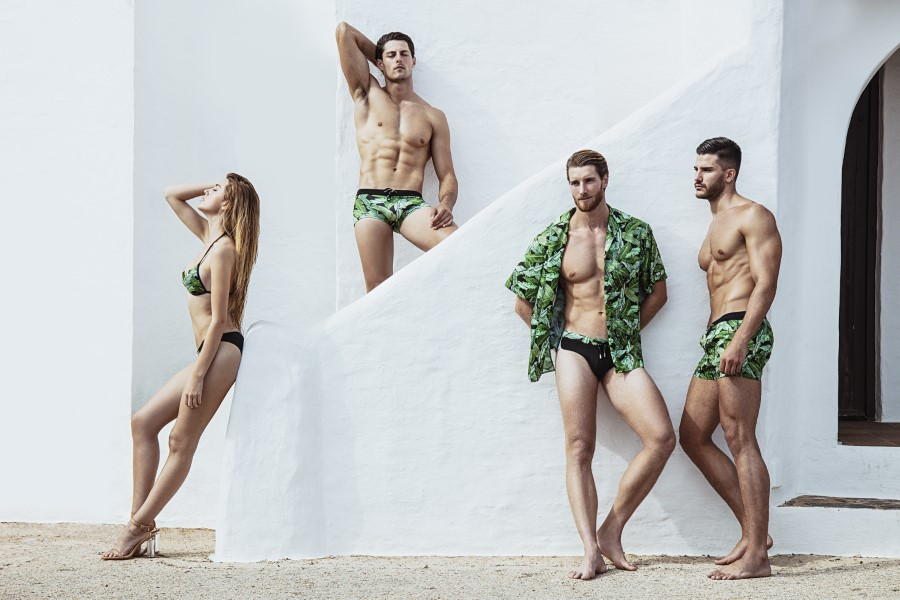 ES Collection - Campagne Swimwear 2019 Bon Voyage