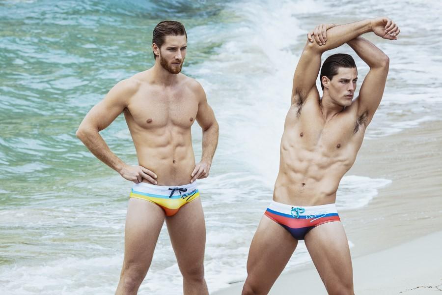 ES Collection - Campagne Swimwear 2019 Bon Voyage