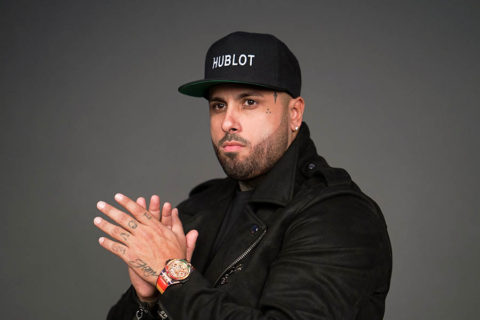 Hublot Big Bang Meca-10 Nicky Jam