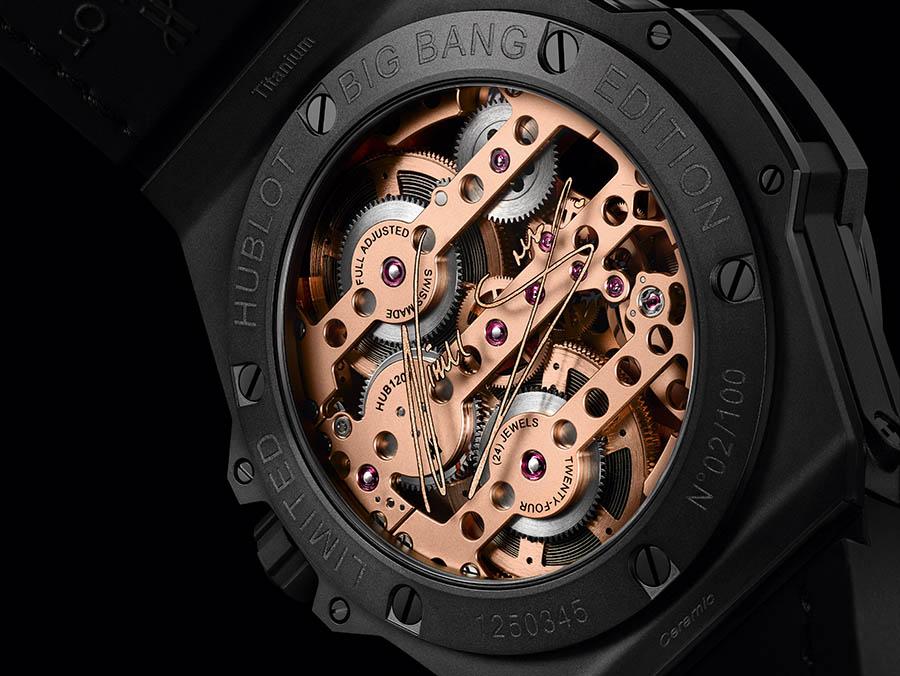 Hublot Big Bang Meca-10 Nicky Jam