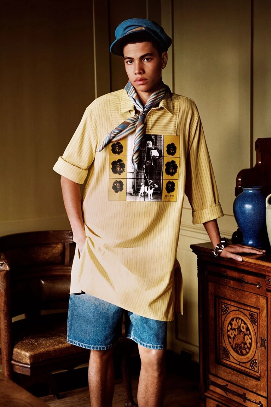 JW Anderson x Gilbert & George Collection Capsule
