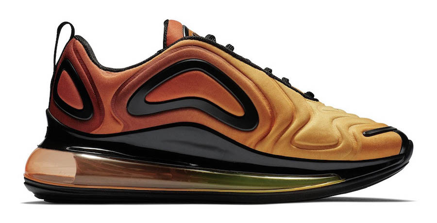 Nike Air Max 720 GS Sunset