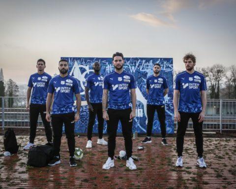 PUMA x Amiens SC 3ème Maillot Saison 2018-2019