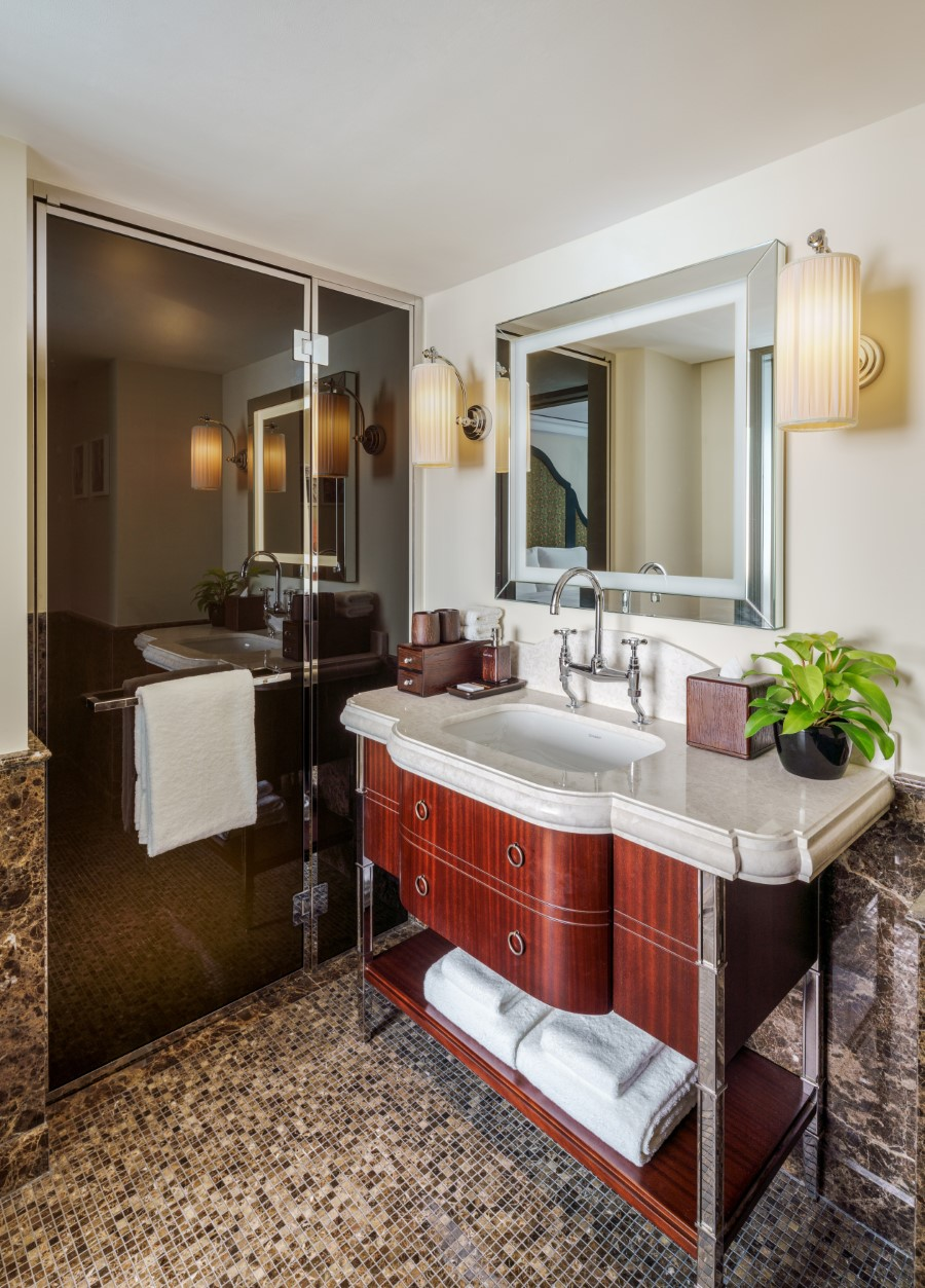 Six Senses Maxwell - Singapour - Bathroom