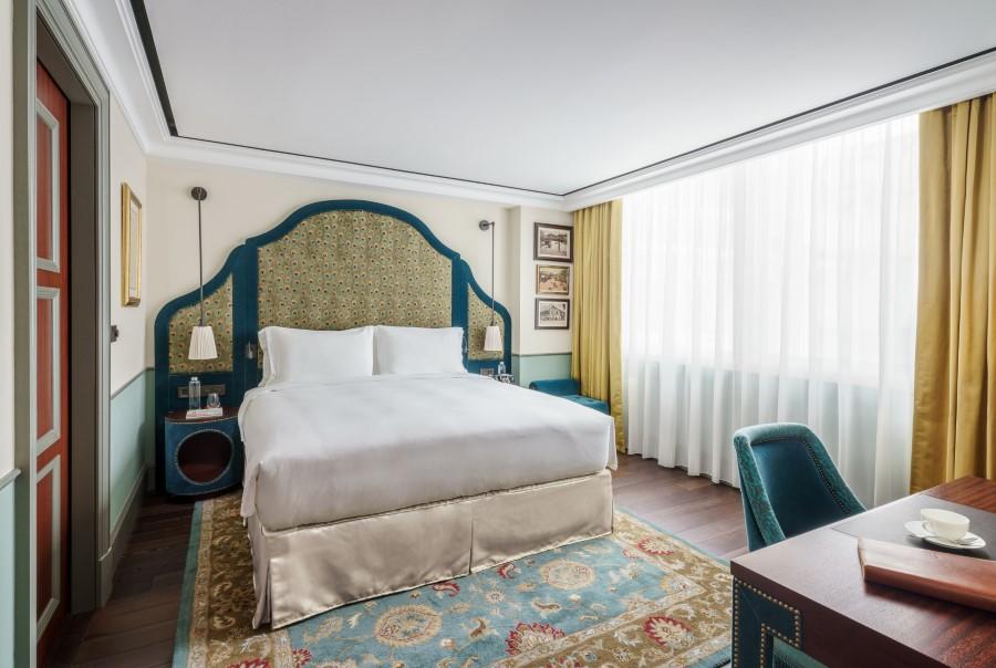 Six Senses Maxwell - Singapour - Merchant Room
