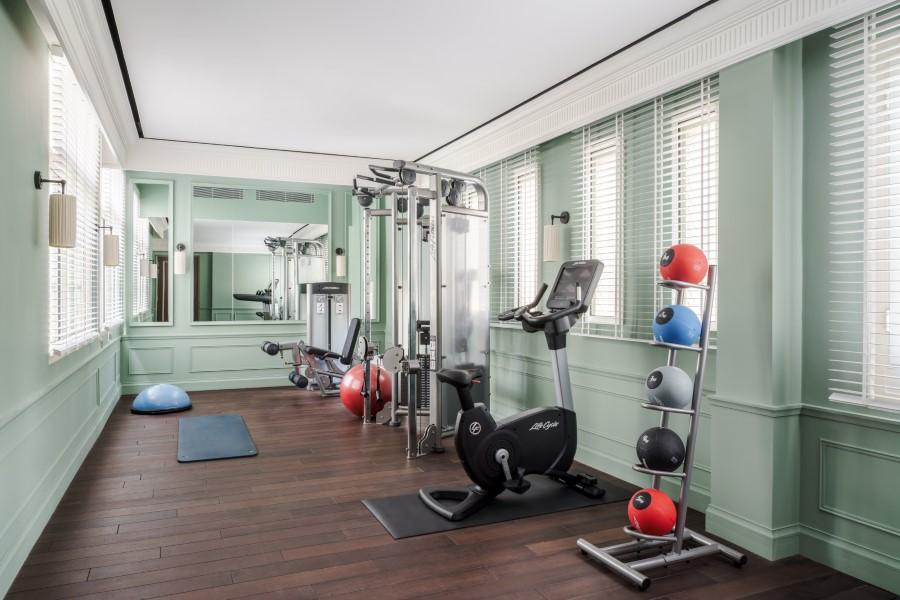 Six Senses Maxwell - Singapour - Salle de Gym