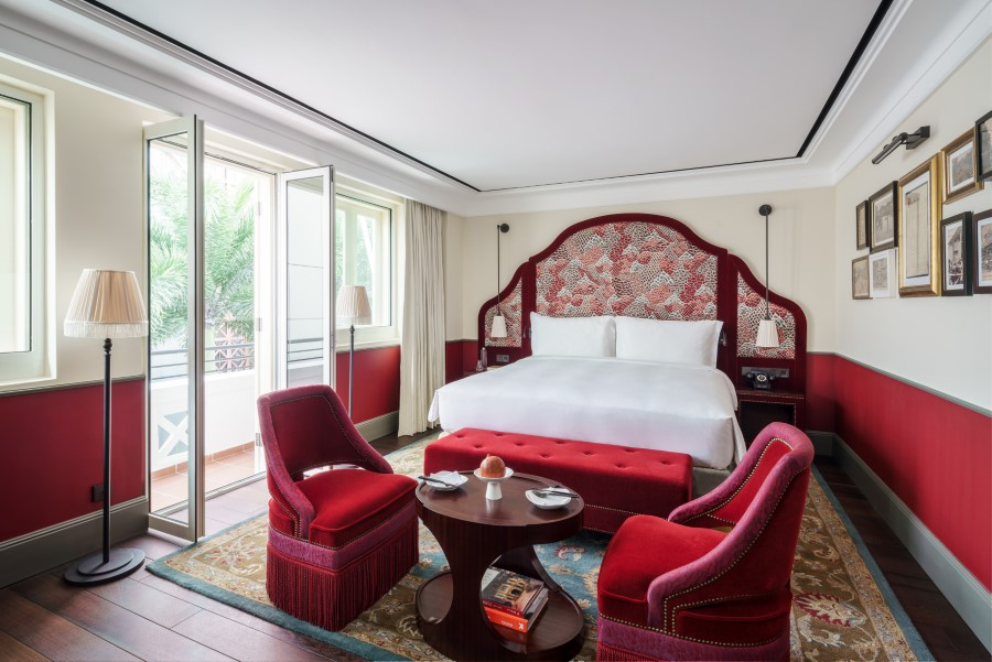 Six Senses Maxwell - Singapour - The Terrace Room