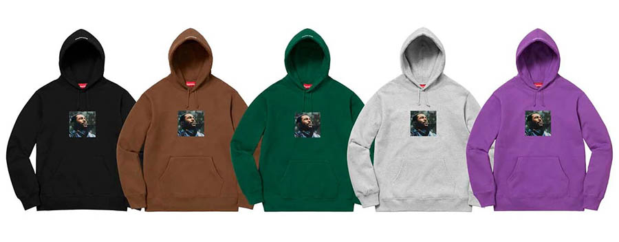 Supreme x Marvin Gaye Collection Capsule