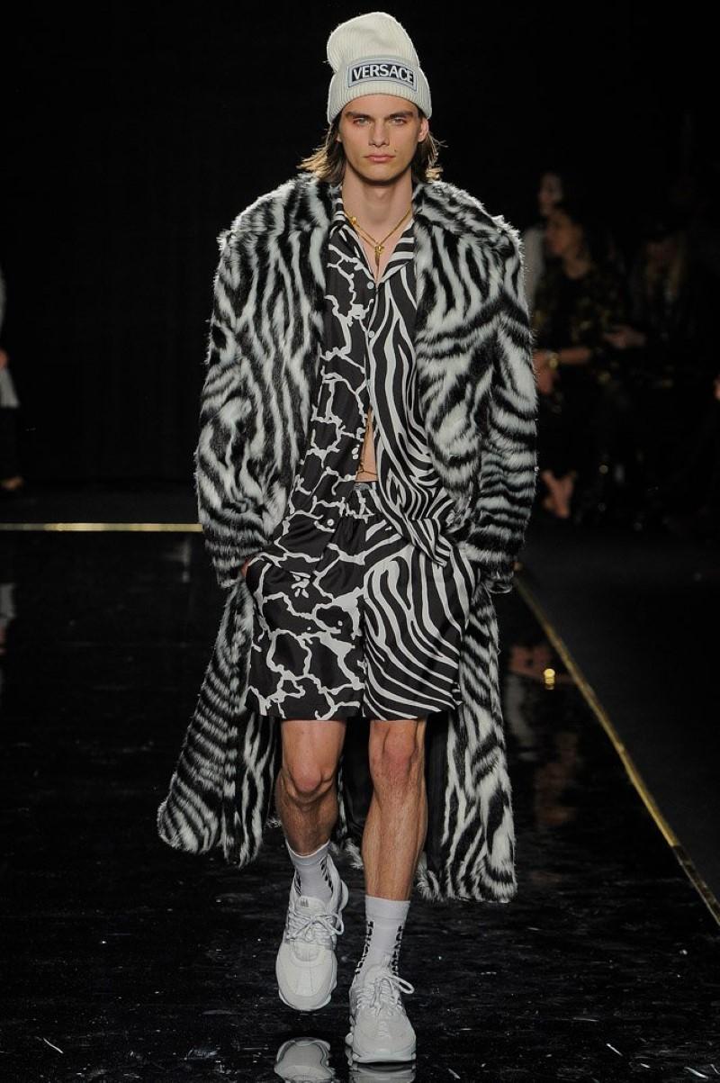 Versace Pre-Fall 2019 New York