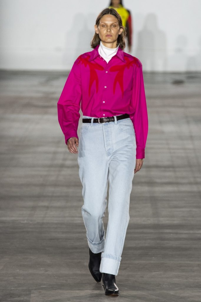 Alex Mullins Automne-Hiver 2019-2020 - London Fashion Week Men's