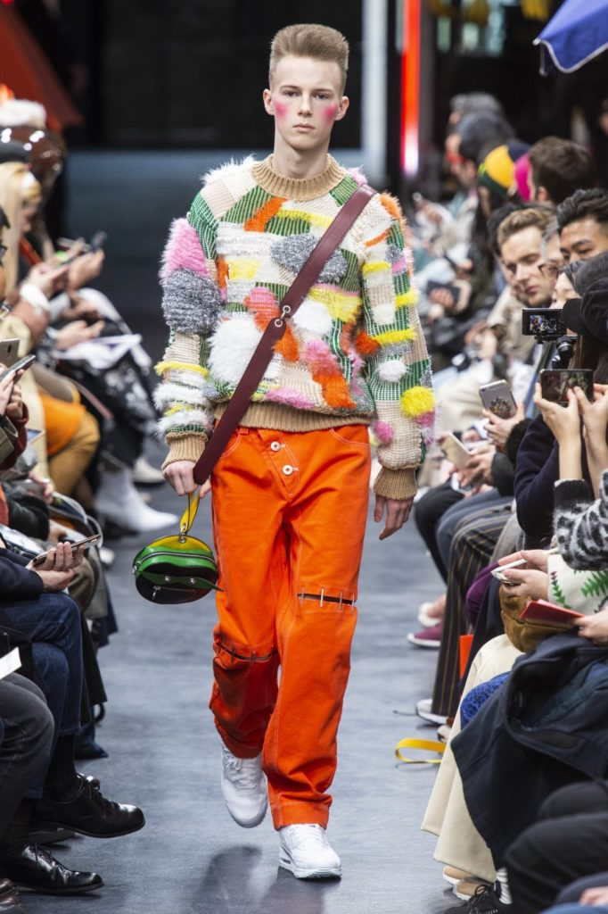 Angus Chiang Automne/Hiver 2019 – Paris Fashion Week