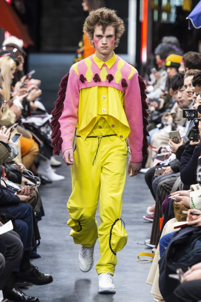 Angus Chiang Automne/Hiver 2019 – Paris Fashion Week