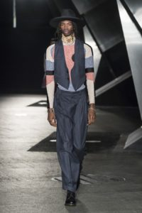 Astrid Andersen - Automne-Hiver 2019-2020 - London Fashion Week Men's