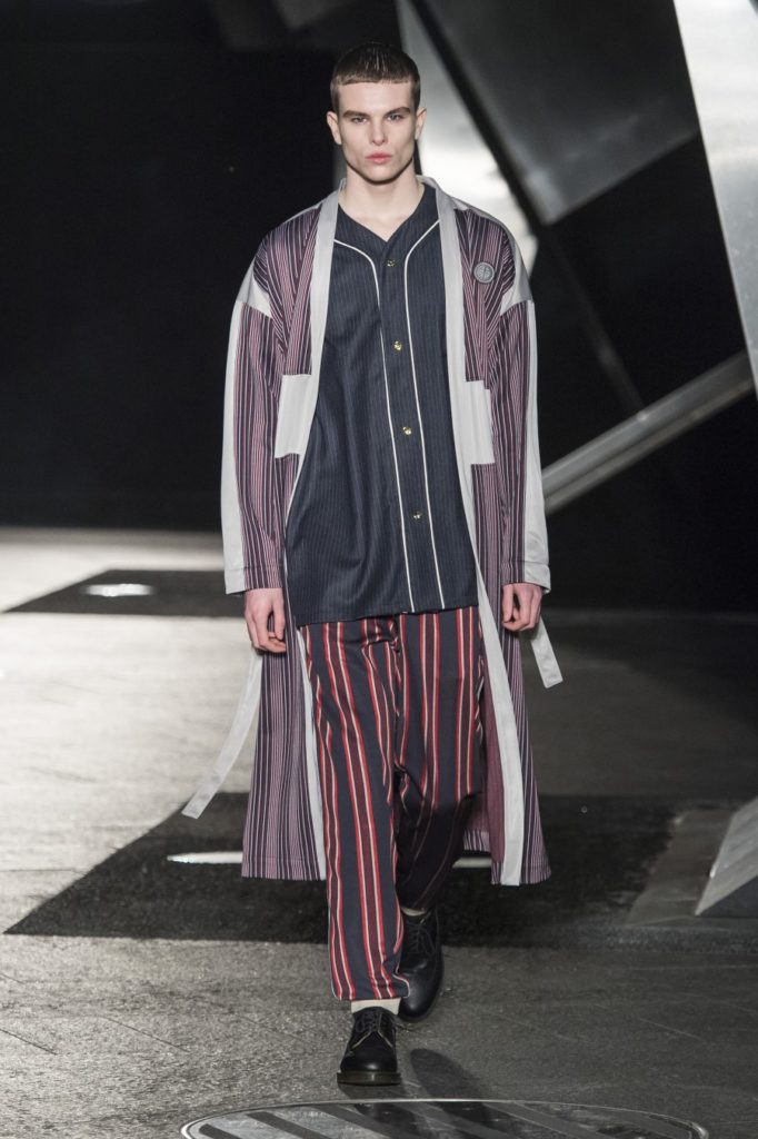 Astrid Andersen - Automne-Hiver 2019-2020 - London Fashion Week Men's