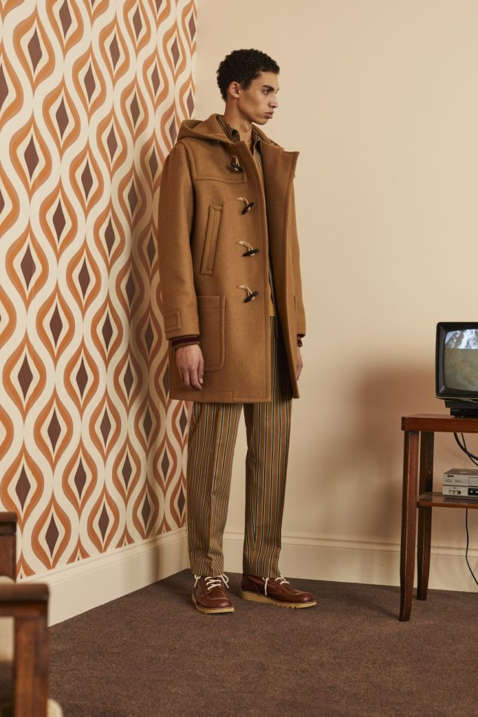 Band of Outsiders Automne-Hiver 2019-2020 - London Fashion Week Men's