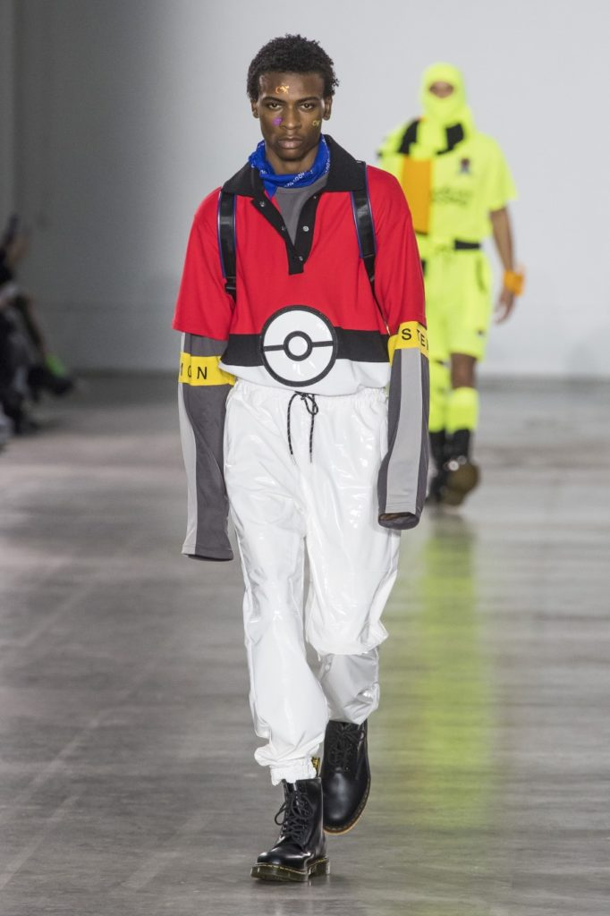 Bobby Abley Automne-Hiver 2019-2020 - London Fashion Week Men's