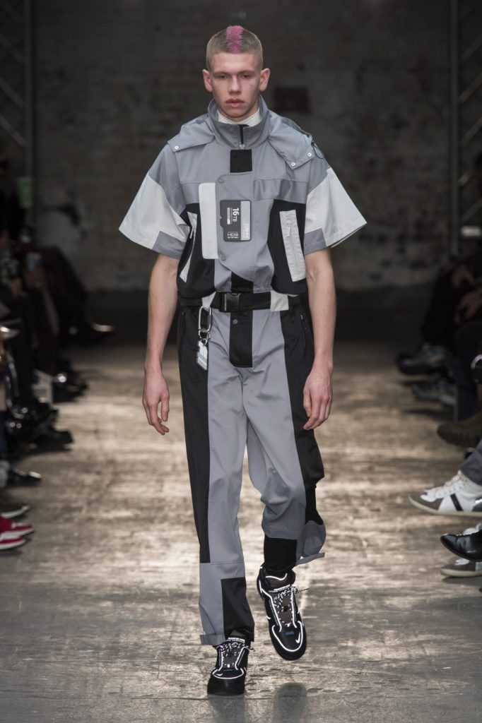 C2H4 Automne-Hiver 2019-2020 - London Fashion Week Men's