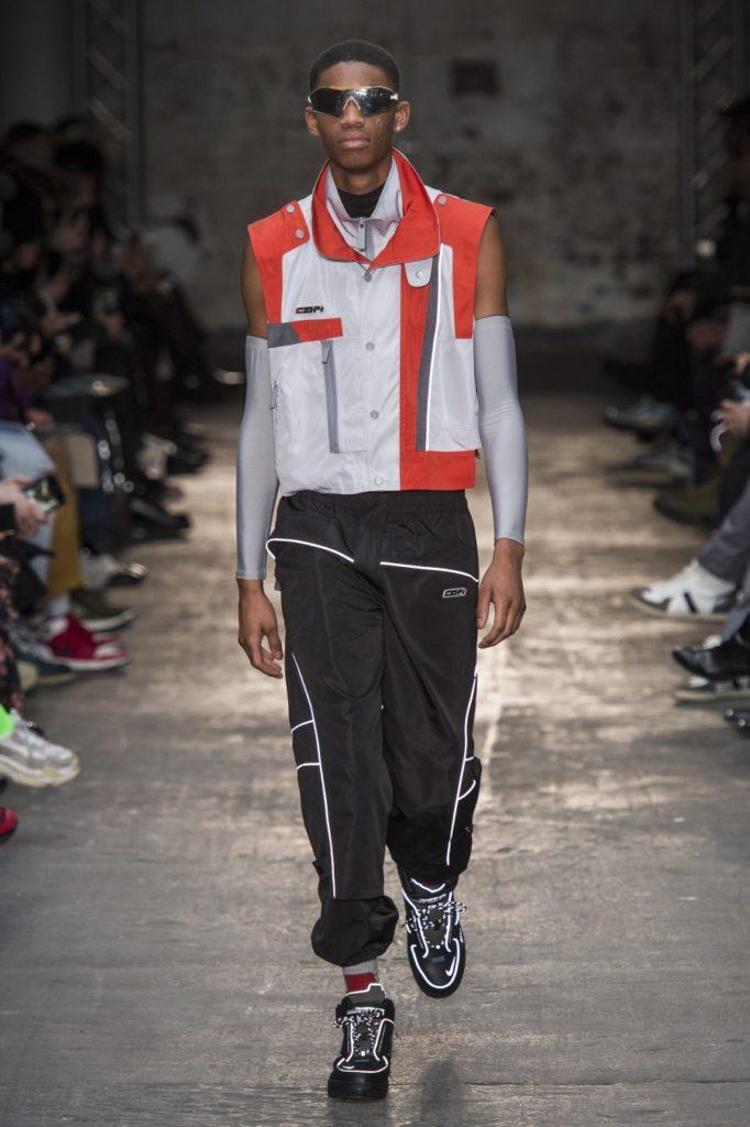 C2H4 Automne-Hiver 2019-2020 - London Fashion Week Men's