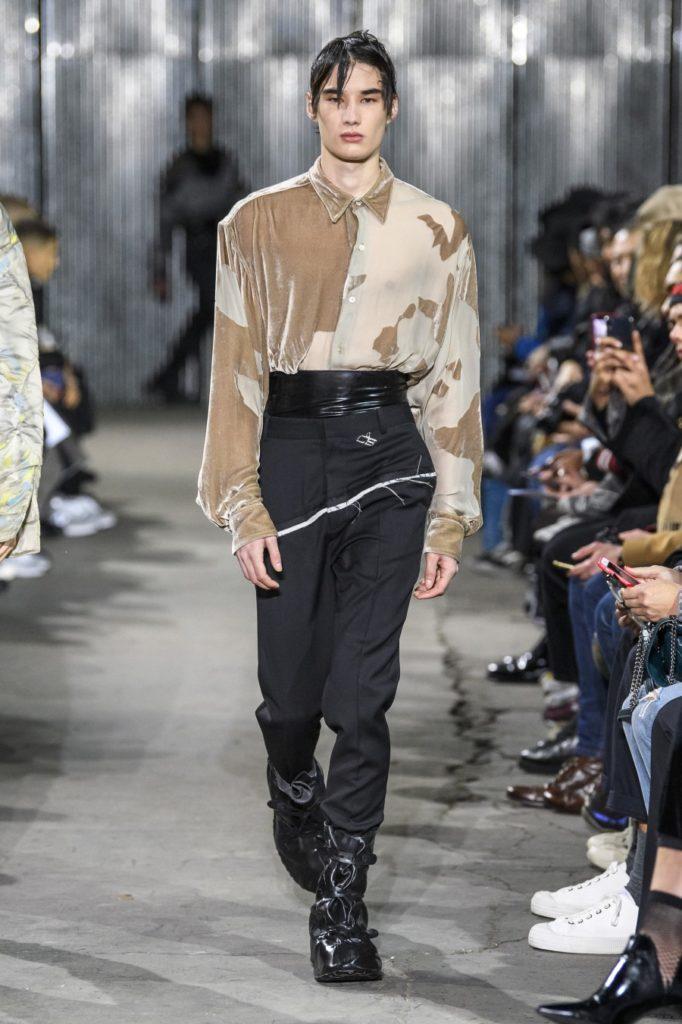 CMMN SWDN Automne-Hiver 2019 - Paris Fashion Week