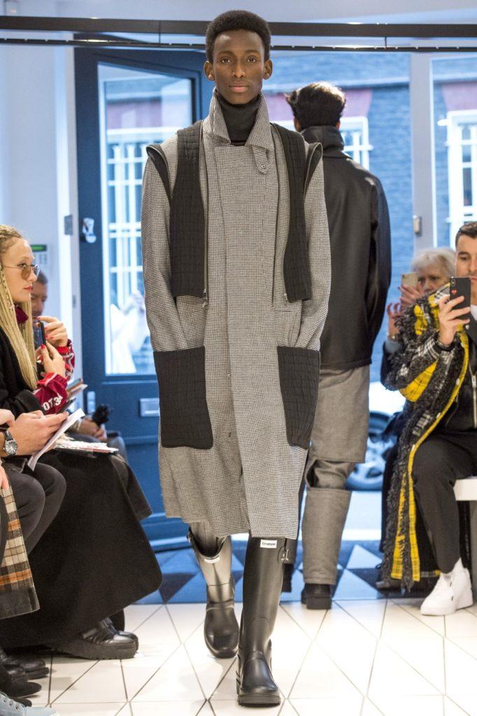 Chalayan Automne-Hiver 2019-2020 - London Fashion Week Men's