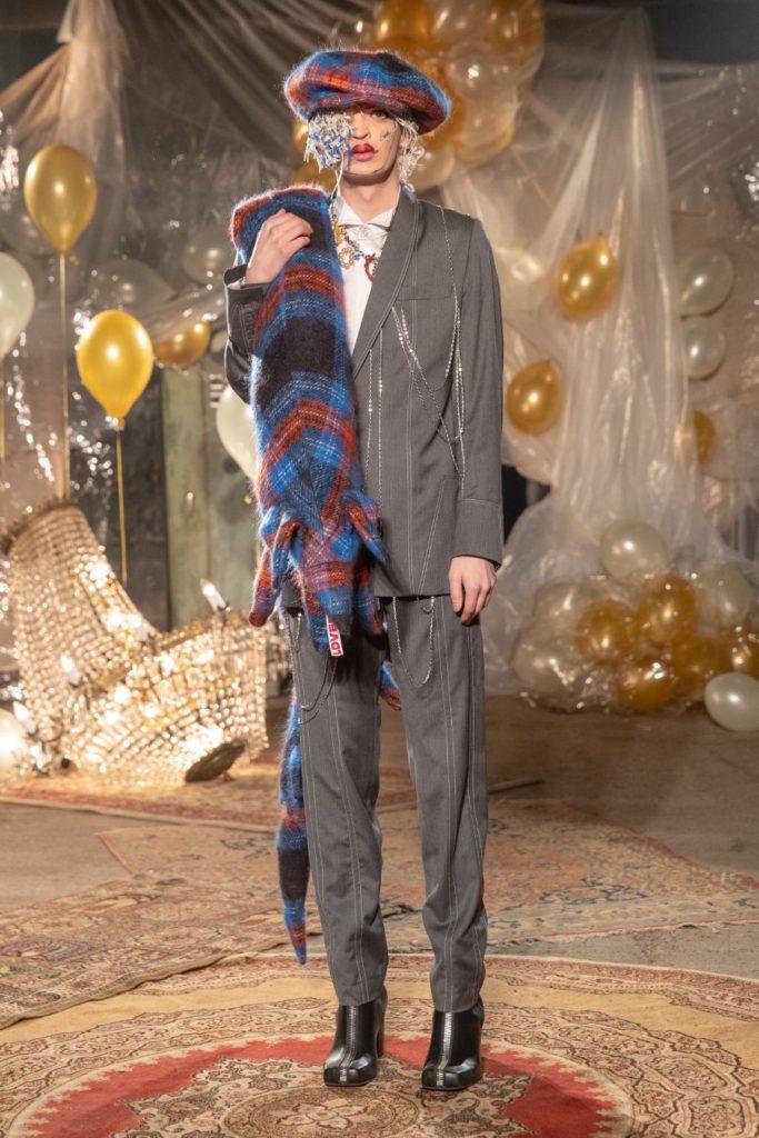 Charles Jeffrey Loverboy Automne-Hiver 2019-2020 - London Fashion Week Men's