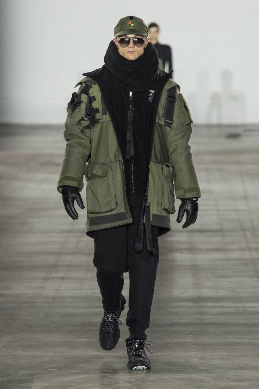 Christopher Raeburn Automne-Hiver 2019-2020 - London Fashion Week Men's