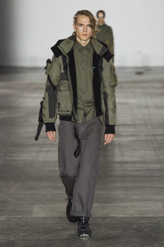 Christopher Raeburn Automne-Hiver 2019-2020 - London Fashion Week Men's