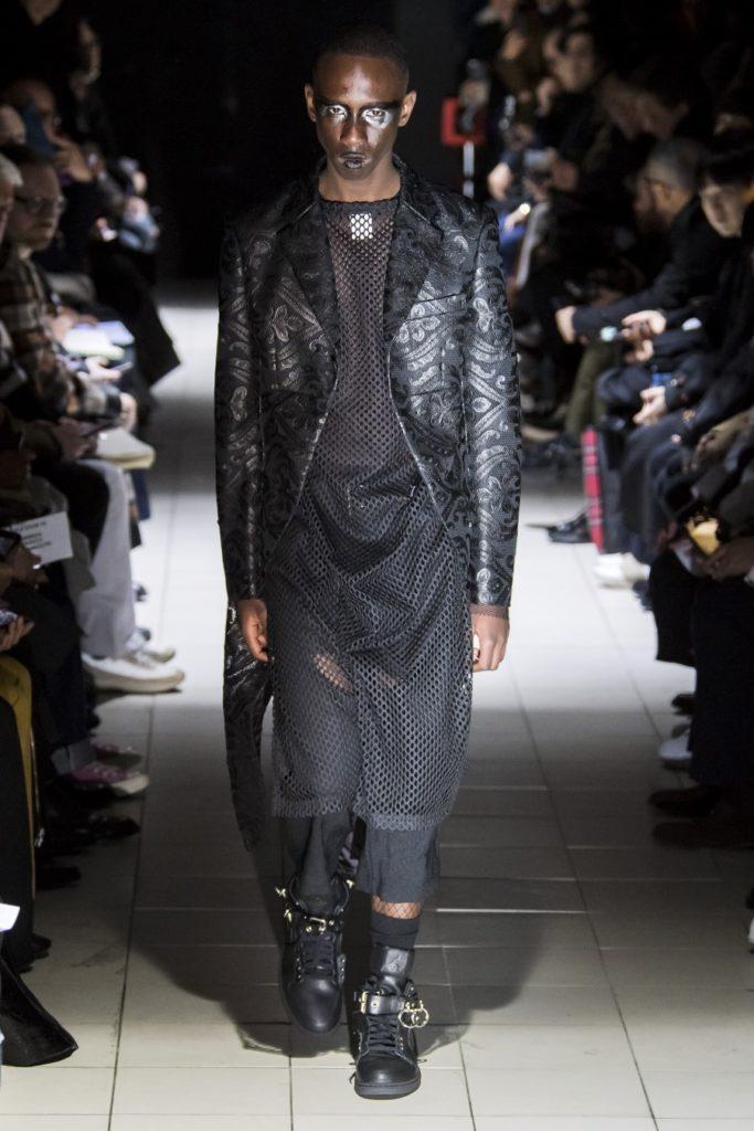 Comme des Garçons Homme Plus Automne/Hiver 2019 - Paris Fashion Week