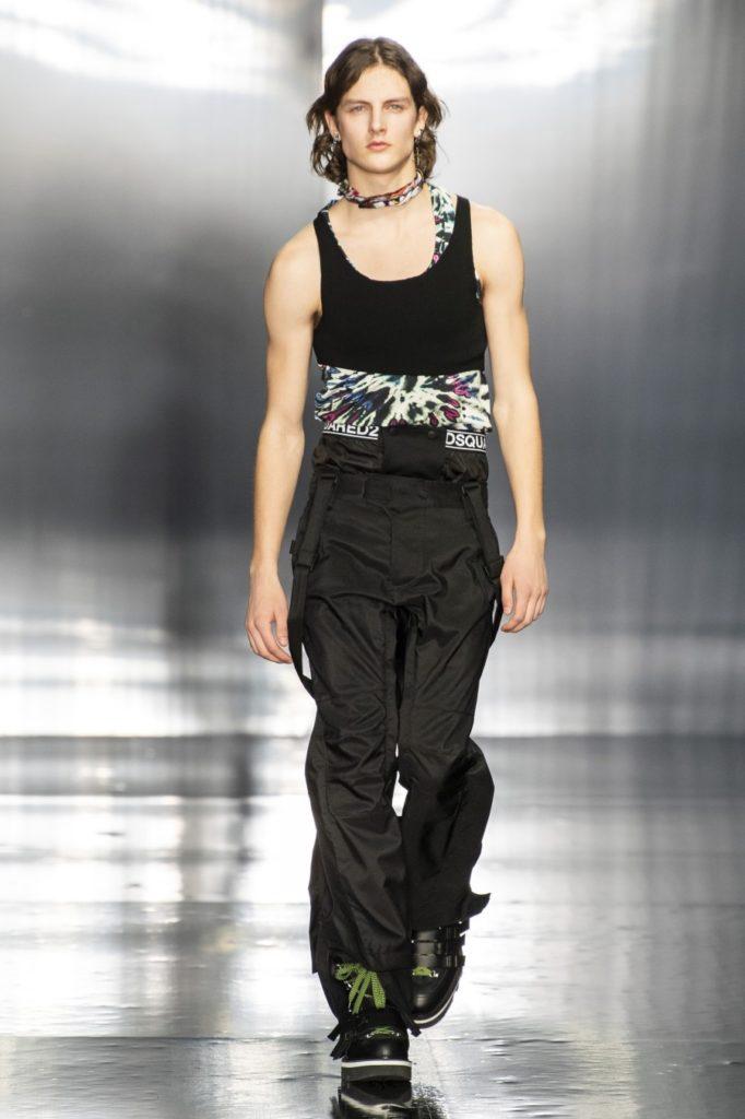 Dsquared2 Automne/Hiver 2019 - Milan Fashion Week