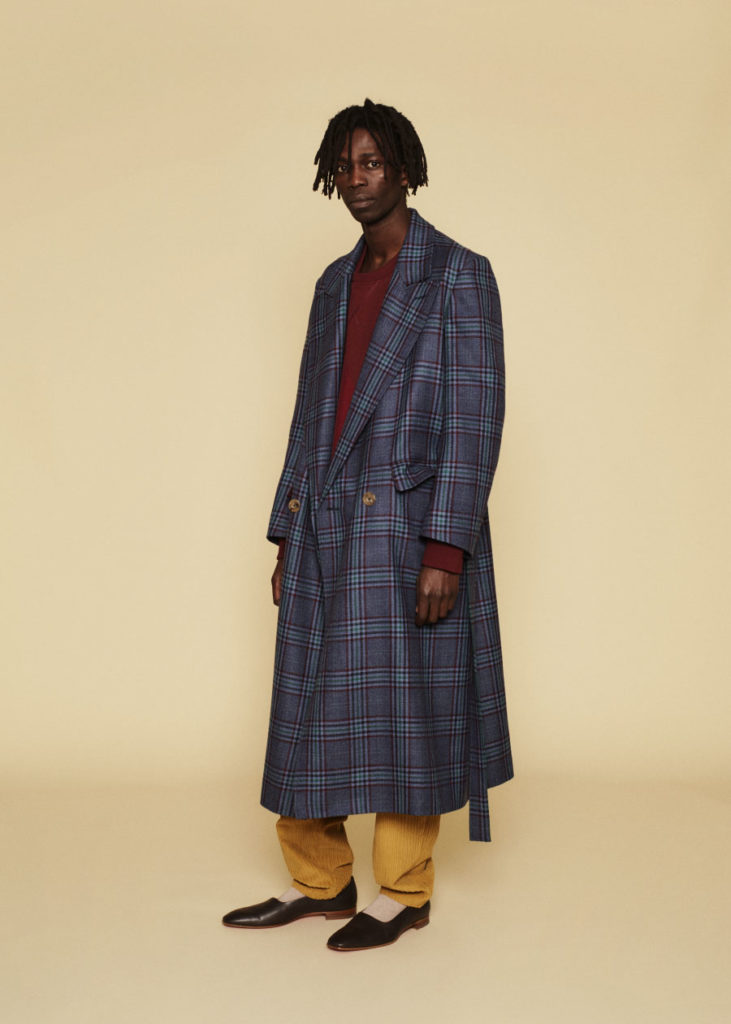 E. Tautz Automne-Hiver 2019-2020 - London Fashion Week Men's