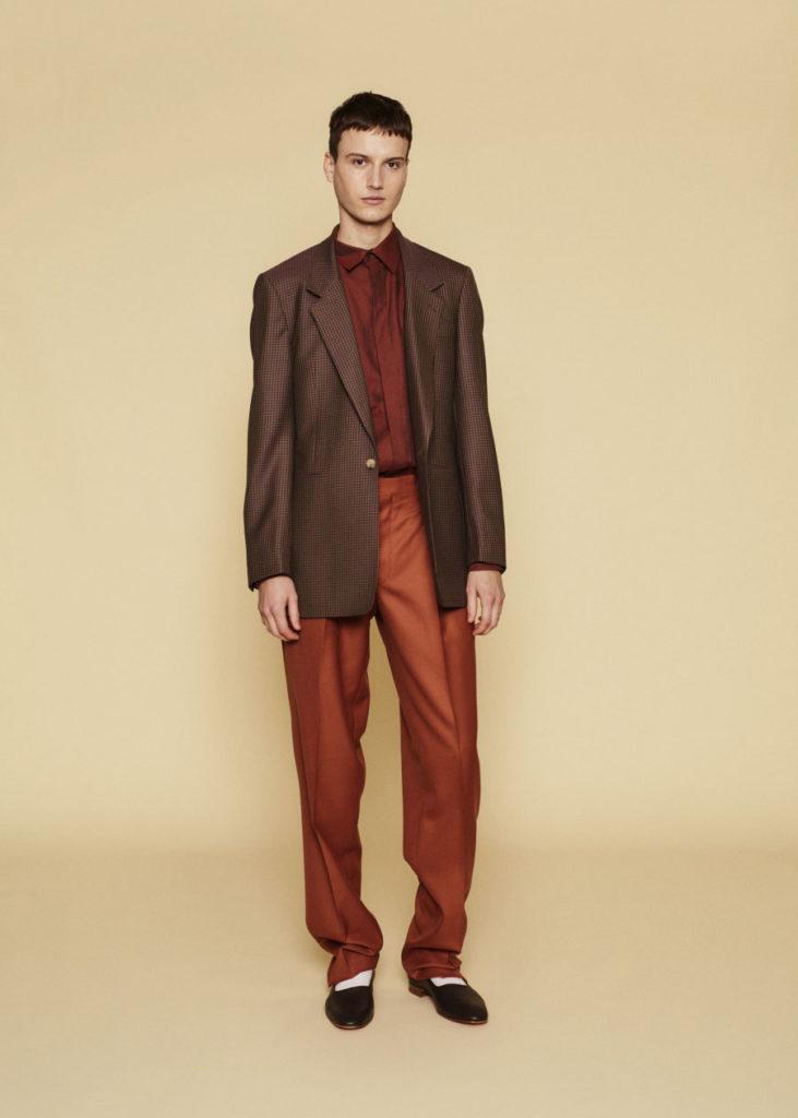 E. Tautz Automne-Hiver 2019-2020 - London Fashion Week Men's