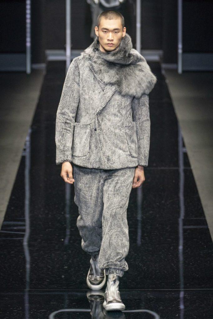 Emporio Armani Automne/Hiver 2019 - Milan Fashion Week