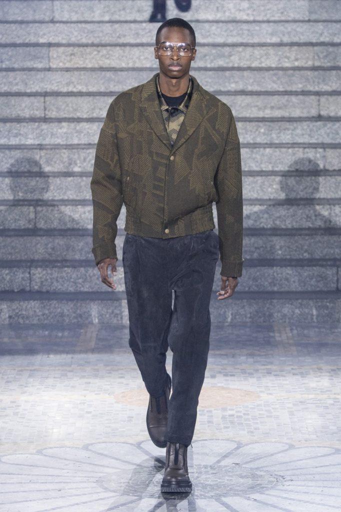 Ermenegildo Zegna Automne/Hiver 2019 - Milano Moda Uomo