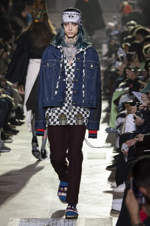 Défilé Facetasm Automne/Hiver 2019 - Paris Fashion Week
