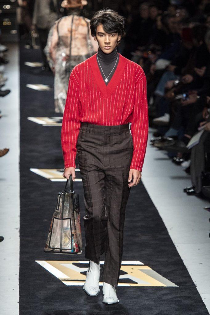 Fendi Automne/Hiver 2019 - Milan Fashion Week