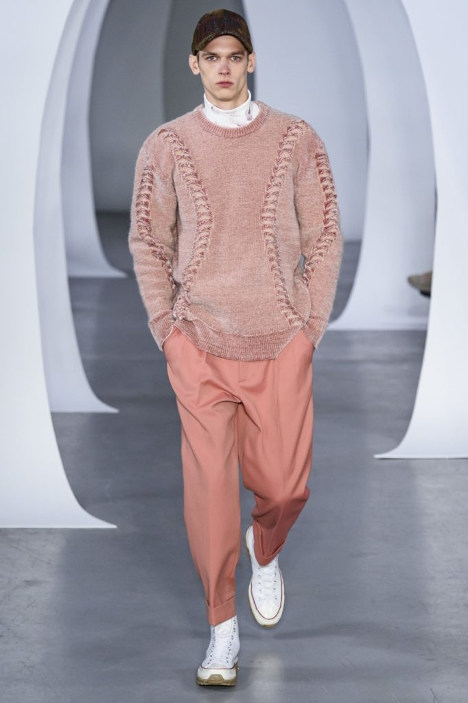 Feng Chen Wang - Automne-Hiver 2019-2020 - London Fashion Week Men's