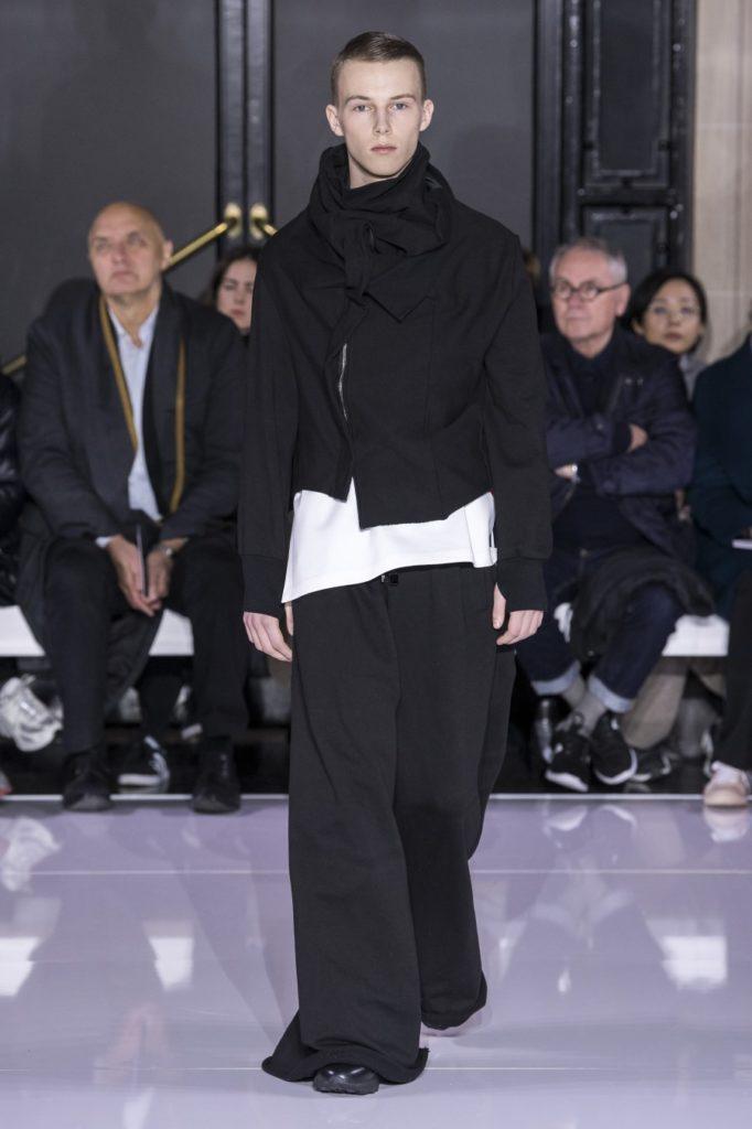 Fumito Ganryu - Automne-Hiver 2019-2020 - Paris Fashion Week