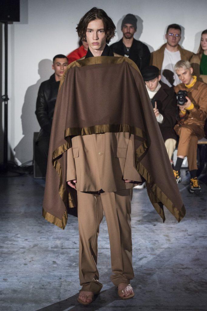 Hed Mayner Automne-Hiver 2019 - Paris Fashion Week