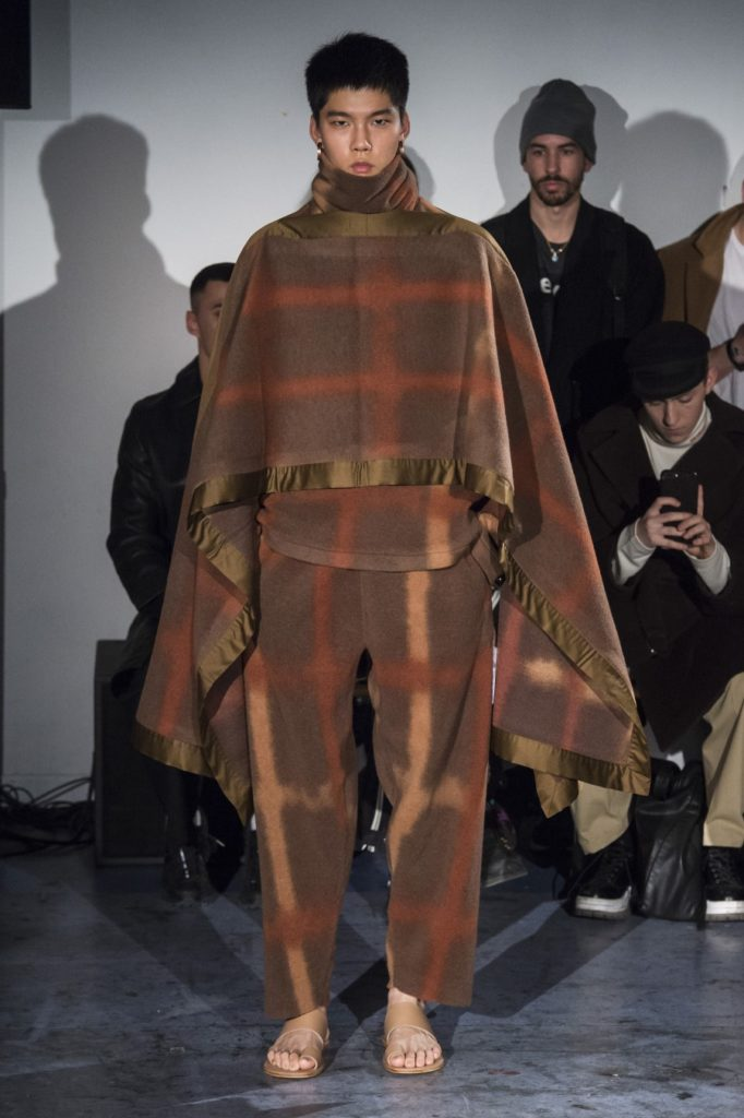 Hed Mayner Automne-Hiver 2019 - Paris Fashion Week