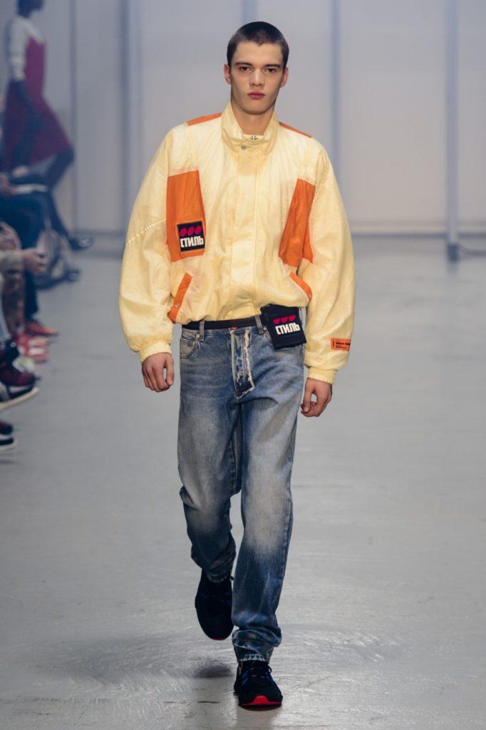 Heron Preston – Automne/Hiver 2019 – Paris Fashion Week