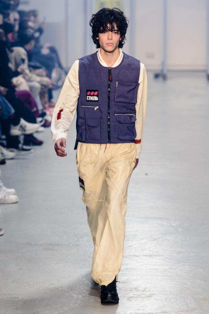 Heron Preston - Automne/Hiver 2019-2020 - Paris Fashion Week