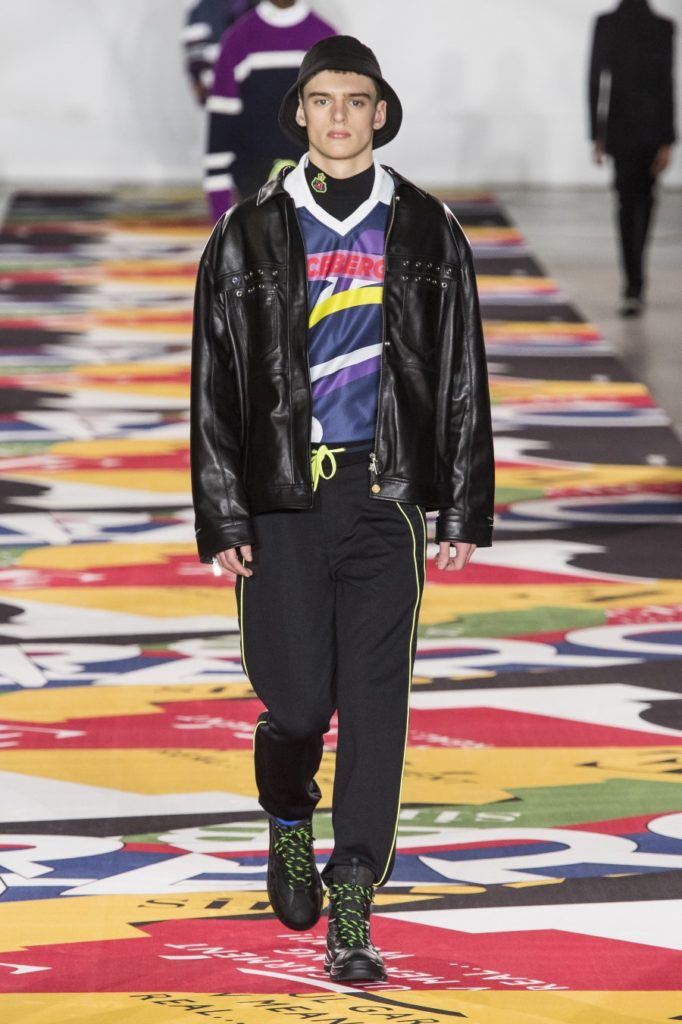 ICEBERG Automne-Hiver 2019-2020 - London Fashion Week Men's