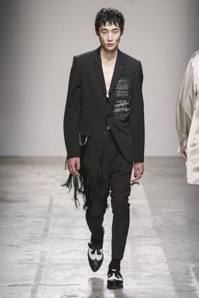 Isabel Benenato Automne/Hiver 2019 - Milan Fashion Week