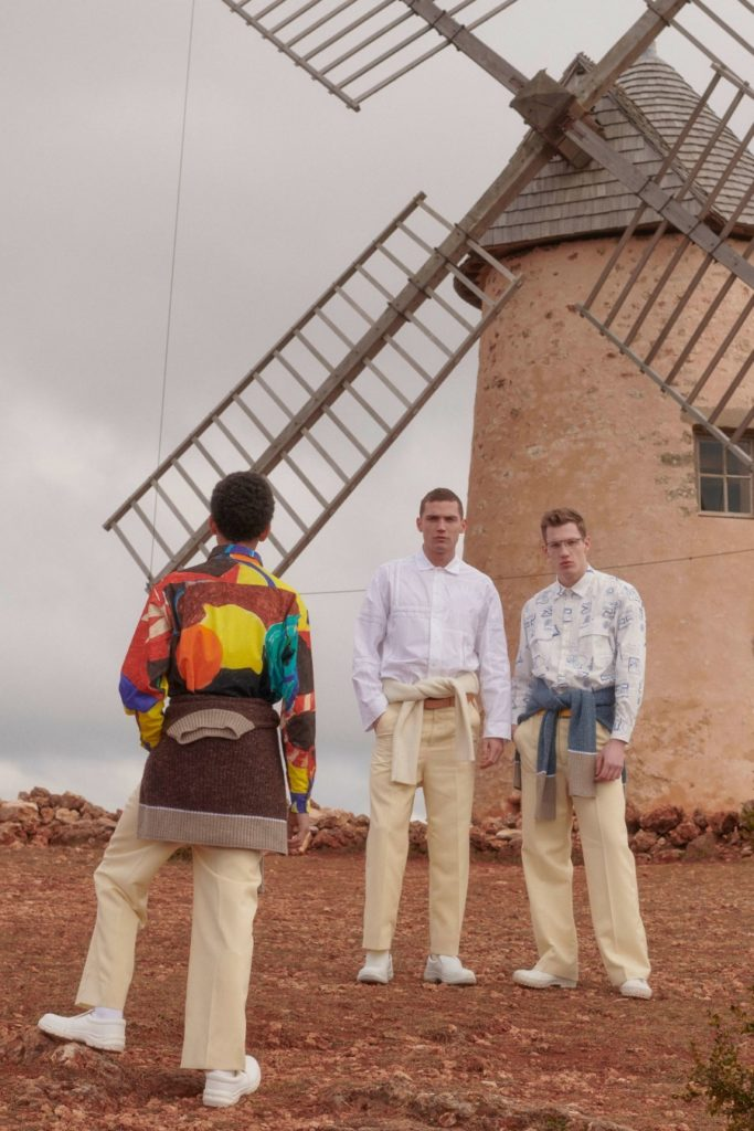 Jacquemus Men's Automne-Hiver 2019 – Paris Fashion Week