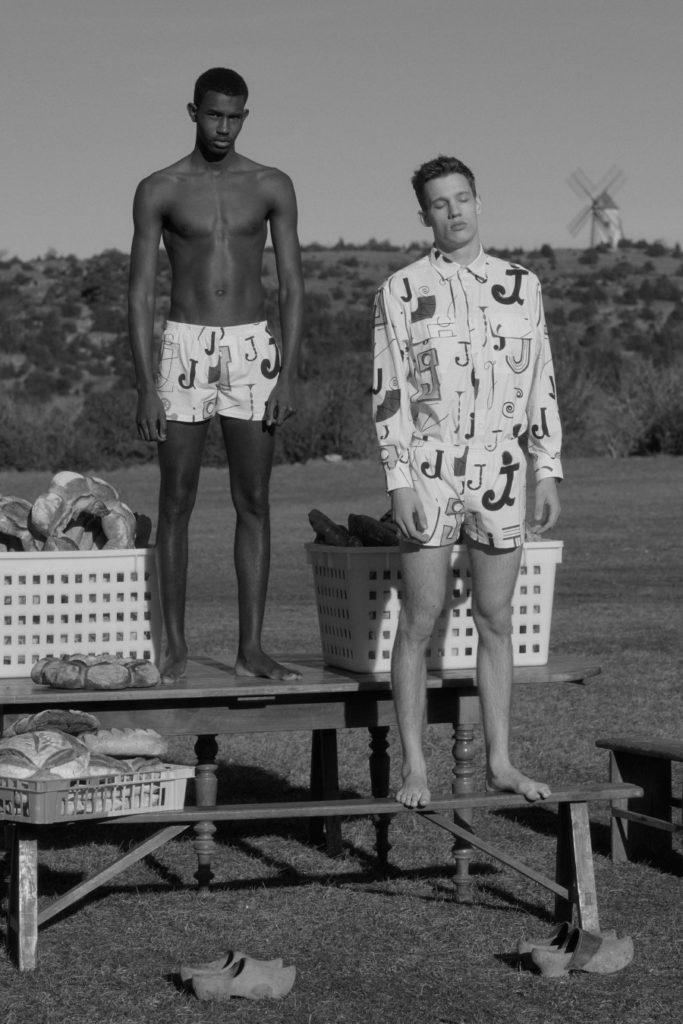 Jacquemus Men's Automne-Hiver 2019 – Paris Fashion Week